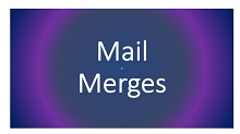 Mail Merges